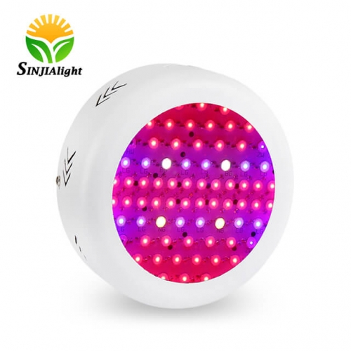 216W 72leds Full Spectrum UFO Indoor LED Grow Lights - SINJIAlight
