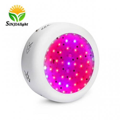 150W 50leds Full Spectrum UFO Indoor LED Grow Lights - SINJIAlight