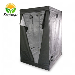 1.2×1.2×2M Plant Growing Tent with Observation Window and Removable Floor Tray - SINJIAlight